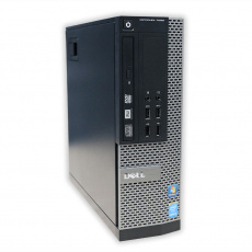 Počítač Dell OptiPlex 7020 SFF Intel Pentium G3240 3,1 GHz, 4 GB RAM, 500 GB HDD, Intel HD, DVD-RW, COA štítok Windows 7 PRO