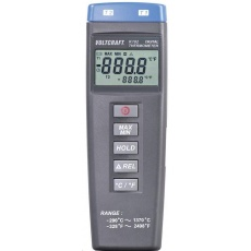 CONRAD Digitální teploměr Voltcraft K102, -200 až +1370 °C