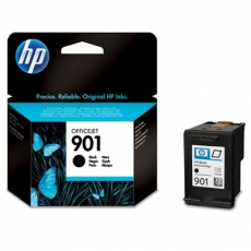 HP 901 Black Ink Cart, 4 ml, CC653AE