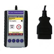 CONRAD Automobilový diagnostický skener OBD II Diamex, 7207