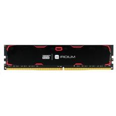 DIMM DDR4 4GB 2400MHz CL15 SR GOODRAM IRDM, black