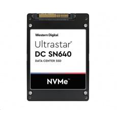 Western Digital Ultrastar® SSD 15360GB (WUS4BA1A1DSP3X4) DC SN840 PCIe TLC RI-1DW/D BICS4 TCG