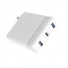 "HyperDrive USB-C Hub pro adaptér 13"" MacBook Pro 61 W"