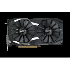 ASUS VGA AMD AREZ-DUAL-RX580-O8G, RX 580, 8GB GDDR5, 1xDVI, 2xHDMI, 2xDP