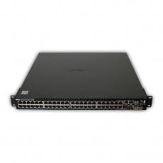 Switch Dell PowerConnect 7048 48 portov, 10/100/1000 BASE-T, Auto MDI/MDIX, 4x combo SFP slot, 2x SFP+ slot, 2x SFP 1Gb, VLAN, QoS, Multicast