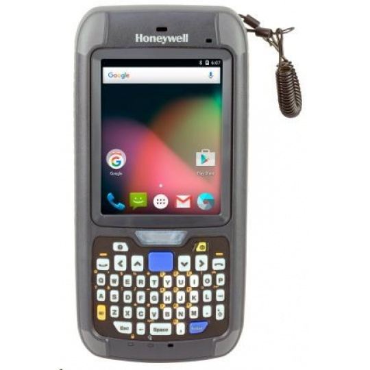 Honeywell CN75, 2D, EA30, USB, BT, Wi-Fi, QWERTY, Android