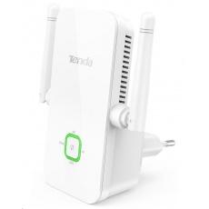 Tenda A301 Wireless-N Range Extender 802.11b/g/n, 300 Mb/s, 1x LAN, 2xFix. Ant.3 dBi