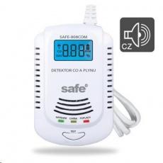 SAFE 808 COM Kombinovaný detektor CO a výbušných plynů