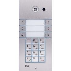 2N® Analog Vario, 3x2 tlačítka + klávesnica