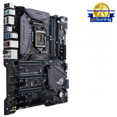 BAZAR ASUS MB Sc LGA1151 MAXIMUS IX APEX, Intel Z270, 2xDDR4, VGA, E-ATX, (bez příslušenství)
