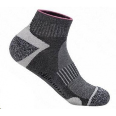 Naturehike sportovní ponožky vel. 35-38 - šedá