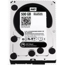 WD BLACK WD5003AZEX 500GB SATA/600 64MB cache 7200 ot.