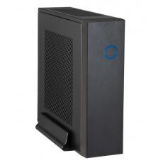CHIEFTEC skříň Compact Series/mini ITX, IX-03B, Black, Alu, 85W zdroj CDP-085ITX - rozbaleno