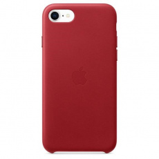 APPLE iPhoneSE Leather Case - (PRODUCT)RED