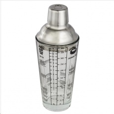 Xavax šejkr, skleněný, 400 ml