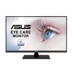 "ASUS LCD 31.5"" VP32UQ 3840x2160 4ms 350cd DP HDMI WLED/IPS repro vesa 100x100 EYE CARE"