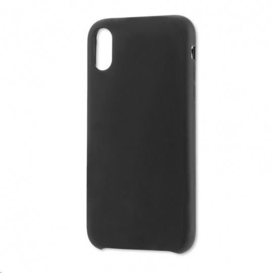 4smarts zadní kryt CUPERTINO pro iPhone XS Max, černá