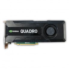 Výmena pôvodnej grafickej karty za nVidia Quadro K4200 s pamäťou 4GB GDDR5 a porty 1x DVI a 2x DisplayPort