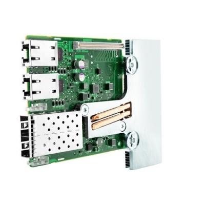 DELL QLogic 57800 2x10Gb DA/SFP+ + 2x1Gb BT Network Daughter CardCusKit