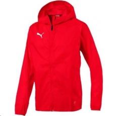 Puma LIGA TRAINING RAIN JKT core, pánska bunda, veľkosť XL - červené  prevedenie - PROMO AKCIA LENOVO