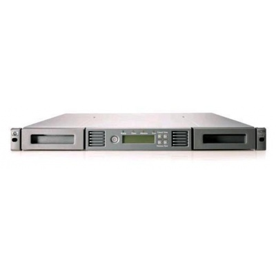 HP StorageWorks 1/8 G2 Ultrium 3000 SAS LTO5 Tape Autoloader + 8x LTO5 Data Cartridges