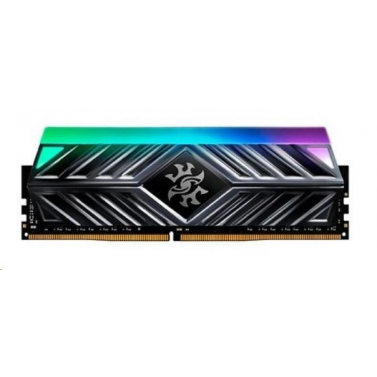 DIMM DDR4 8GB 3600MHz ADATA, -ST41 Spectrix D41 RGB memory, Single Color box