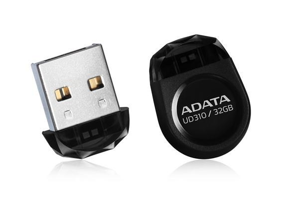 ADATA Flash Disk 32GB USB 2.0 DashDrive Durable UD310, černý