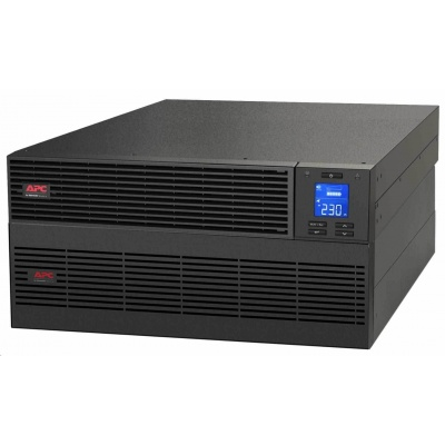 APC Easy UPS SRV RM 10000VA 230V, with External Battery Pack, On-line, 5U (10000W)