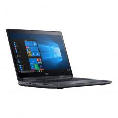 Dell Precision 7720- Core i7 7820HQ 2.9GHz/16GB RAM/512GB SSD PCIE NEW +1TB HDD/battery VD