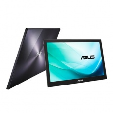 "ASUS LCD 15.6"" MB169B+ 1920x1080 IPS, 14ms, matný, 200cd,  přenosný - napájení USB"