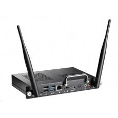Optoma IFPD PC OPS3 i5 , 8 GB DDR4, 128 GB SSD, Intel® UHD Graphics 620, Integrated 10/100/1000M Adaption, WiFi
