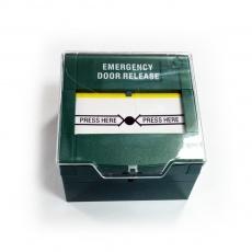 Simple EMERGENCY BUTTON GREEN núdzové tlačidlo