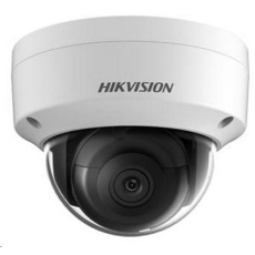 HIKVISION IP kamera 8Mpix, 4K UHD,H.265, 20sn/s, obj. 4,0mm (79°), PoE, DI/DO, audio, IR 30m, WDR, 3DNR, MicroSDXC, IP67