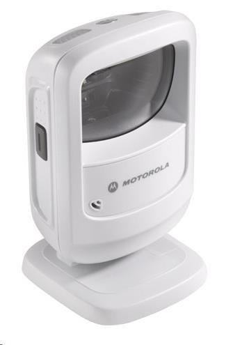 Motorola čtečka DS9208, 2D (qr) čtečka čarového kódu, bílá - bez kabelu