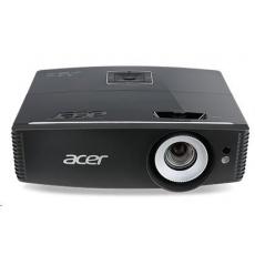 ACER Projektor P6600,DLP 3D,WUXGA(1920x1200),5000 ANSI,20 000:1,HDMI(MHL),int. HDMI,RJ45,audio in/out,živ. lampy 3000h