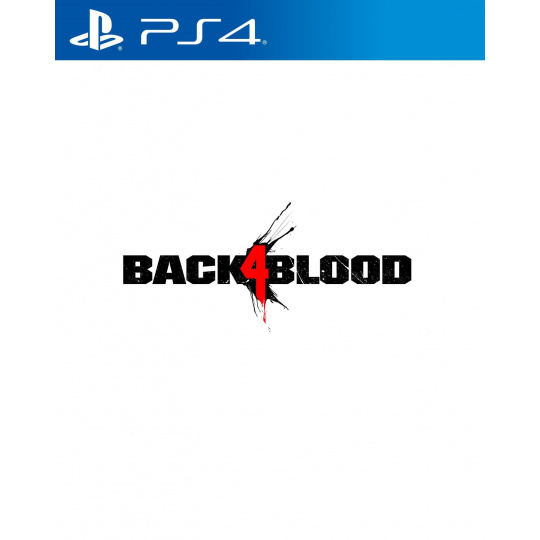 PS4 hra BACK 4 BLOOD DELUXE EDITION