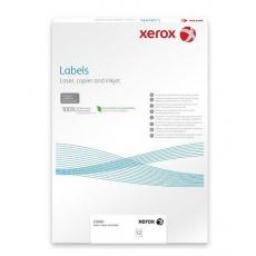 Xerox PNT Label - Gloss White PaperBack A4 (229g/50 listů, A4) - odolná plastová samolepka