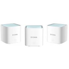 D-Link M15-3 3-pack EAGLE PRO AI AX1500 Mesh System
