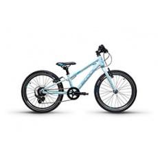 S'COOL  Detský bicykel liXe race 7s modrý/svetlomodrý