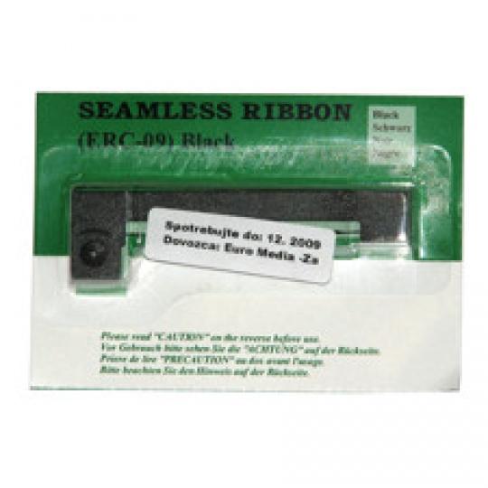 ARMOR páska pre EPSON, HX 20 nylon black seamless ASR, ERC 09, black