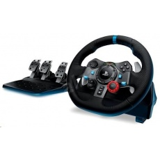 Logitech volant G29 Racing Wheel PS4, PS3 a PC