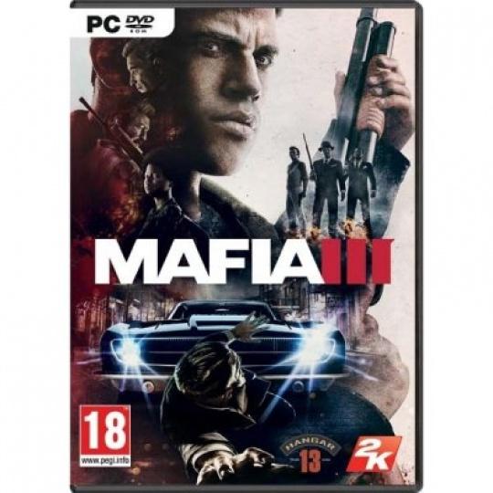 PC hra - Mafia III