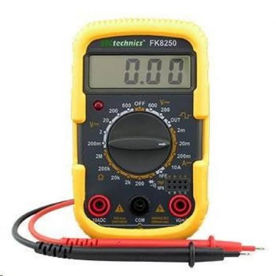 FK Technics FK8250 digitální multimetr