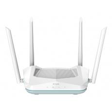 D-Link R15 Wireless AX1500 Wi-Fi 6 Router Eagle Pro AI, 3x gigabit RJ45