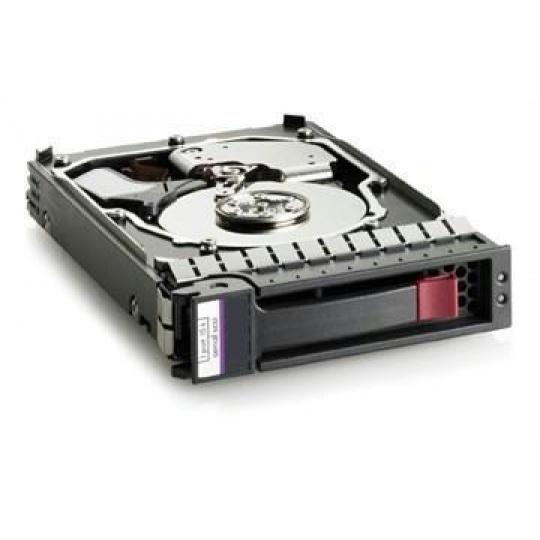 HPE MSA 5.4TB SAS 12G Enterprise 15K SFF (2.5in) 3yr Wty 512n 6-pack HDD Bundle