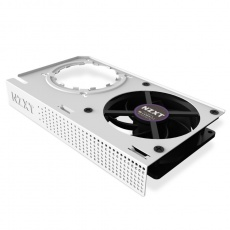 NZXT chladič GPU Kraken G12 / pro GPU Nvidia a AMD / 92mm fan / 3-pin / bílý