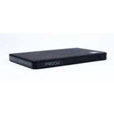 REMAX PowerBank 30000 mAh, 4 výstupy, čierná
