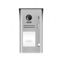 Easydoor DJ 1T ID v2 dverná jednotka s 1 tlačidlom a RFID čítačkou
