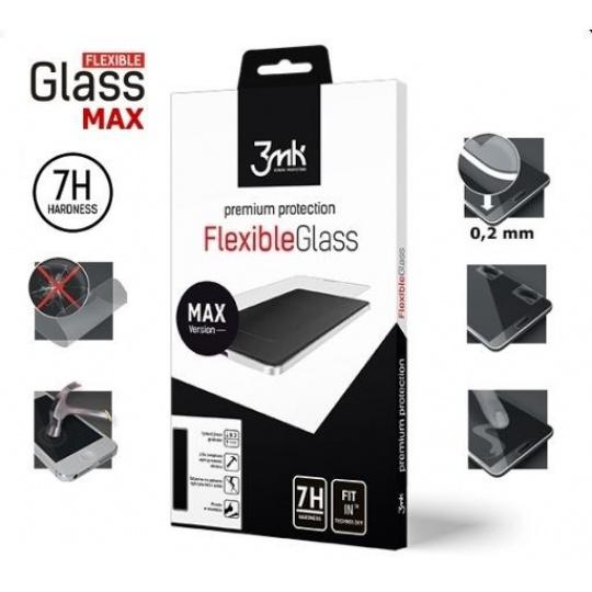 3mk hybridní sklo FlexibleGlass Max pro Samsung Galaxy A40 (SM-A405) černá