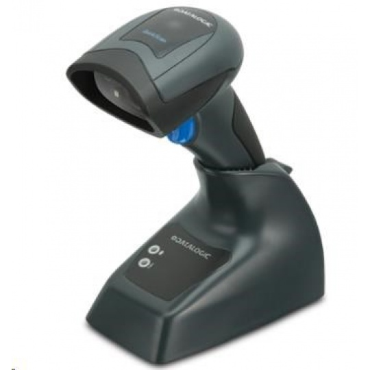 Datalogic QuickScan I QBT2131, BT, 1D, BT, multi-IF, kit (RS232), black